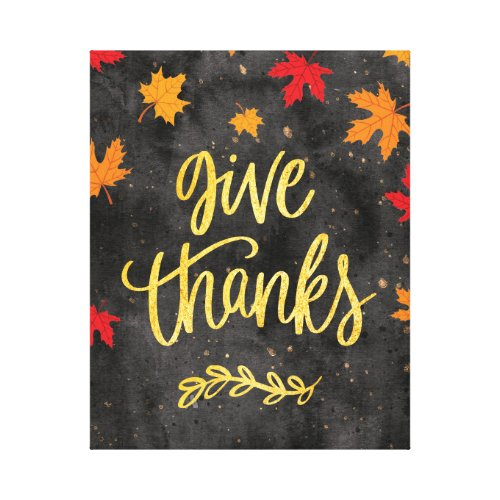 Give Thanks,Gratitude wall art Thanksgiving Wall Art - fall abstract wall art