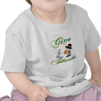 Give Thanks Tshirt