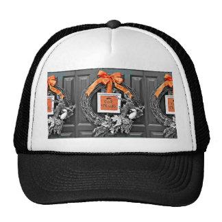 Give Thanks Wreath Trucker Hat