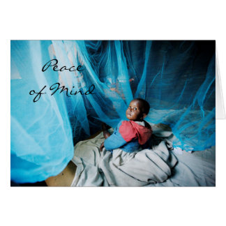 Give the Gift of Life - Give a Bed... - Customized Card