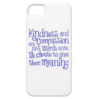 GIVE THEM MEANING iPhone SE/5/5s CASE