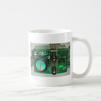 GIVE THEM THE BIRD - VENTILATOR COFFEE MUG