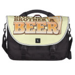 Give this brother a BEER! Laptop Bag