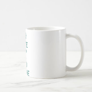 Give Up and Go Home Classic White Coffee Mug