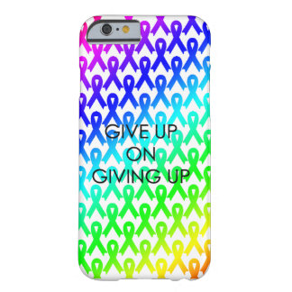 Give Up on Giving Up - case