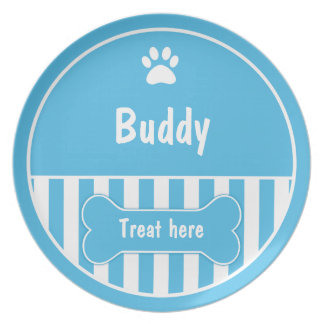 Give your Dog a Treat Plate