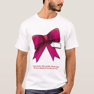 Give yourself as a gift. T-Shirt