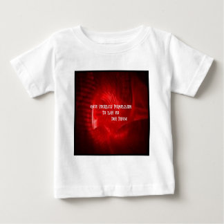GIVE YOURSELF PERMISSION TO SAY NO BABY T-Shirt