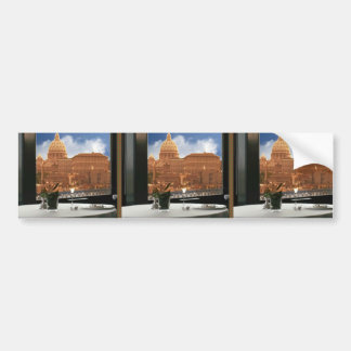 Giveaway Return+Gifts Abstract Photography Digital Bumper Sticker
