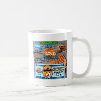 GiveNOLA Day 2016 Coffee Mug
