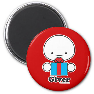 Giver Magnet (more styles)