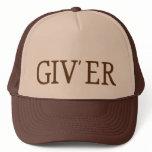 Giv&#39;er Trucker Hat<br><div class='desc'>Funny Giv&#39;er Trucker Hat</div>