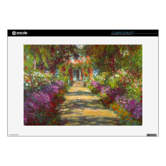 """Giverny by Claude Monet 15"""" Laptop Decal"""