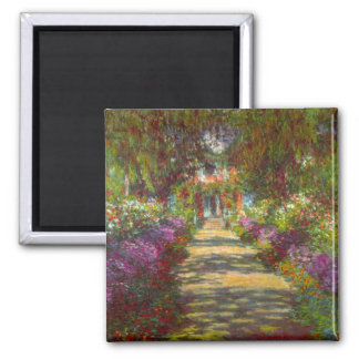 Giverny by Claude Monet Fridge Magnets