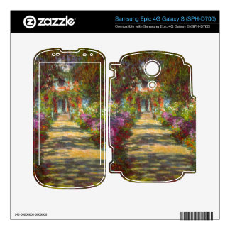 Giverny by Claude Monet Samsung Epic Skins