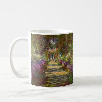 Giverny de Claude Monet Tazas De Café