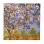 Giverny en primavera azulejos