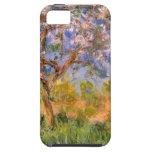 Giverny en primavera iPhone 5 Case-Mate funda