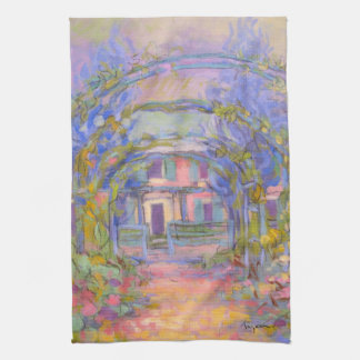 Giverny Gardens Towel