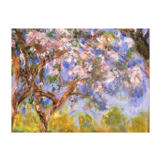 Giverny in Springtime Canvas Print
