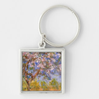 Giverny in Springtime Keychains