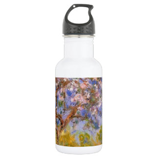 Giverny in Springtime Stainless Steel Water Bottle