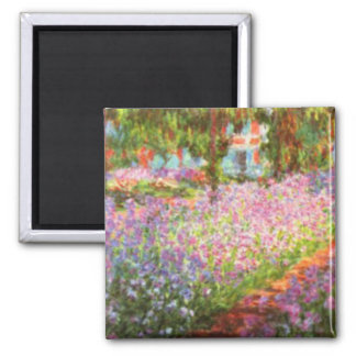 Giverny Spring Time Fridge Magnets