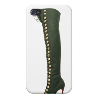 ¡Givin usted la bota iPhone 4 Protectores