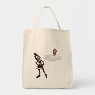 giving cupid attitude punk anti vday bag