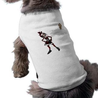 giving cupid attitude punk anti vday dog clothes
