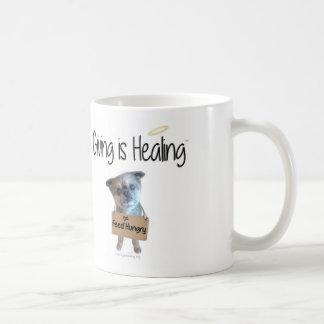Giving is Healing Mug