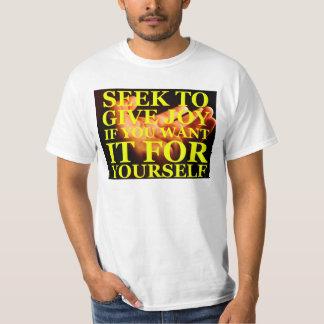 GIVING JOY T-Shirt