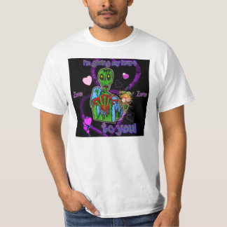 Giving my heart to you shirt