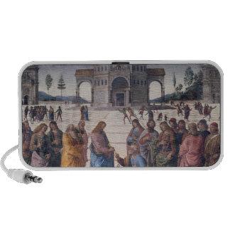Giving of the Keys to St. Peter iPod Speaker