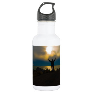 Giving Thanks and Praise! Water Bottle