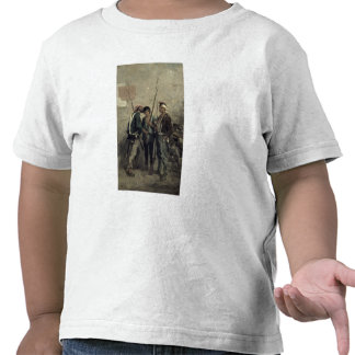 Giving the Order, 24th February 1848 T Shirts