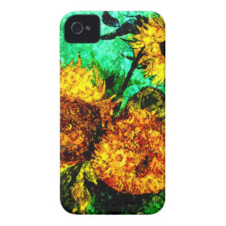 giving van Gogh a hand iPhone 4 Case