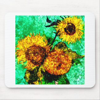 giving van Gogh a hand Mouse Pad