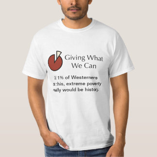 Giving What We Can - 8 T-Shirt