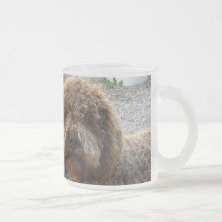givrée avec photo de lagotto-romagnolo del tasse tazas de café