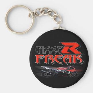 Gixxer Freak Key Chains