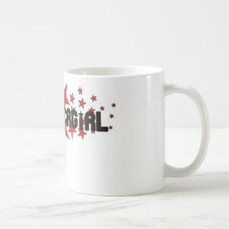 Gixxer Girl Star Clothing Coffee Mug