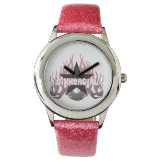 GixxerGirl Extreme Streetbike Accessories Wrist Watch