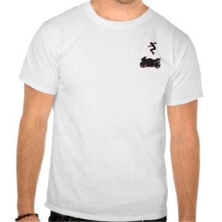GixxerGirl Stunter T Shirt