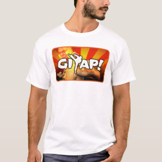 ¡Giyap! Amo de Kung Fu Playera