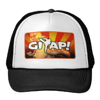 Giyap! Kung Fu Master Trucker Hat