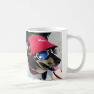 Giz the Terrier Mug