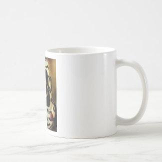 Giz va global taza de café