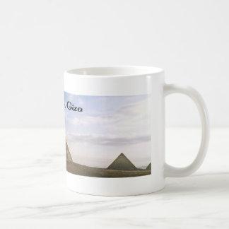 Giza Egypt Sunrise Coffee Mug