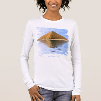 Giza Pyramid of Egypt Long Sleeve T-Shirt